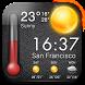 Local Weather Tracker Widget by