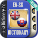English Slovak Dictionary by Julia Dictionary Inc