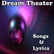Dream Theater Songs&Lyrics by andoappsLTD