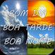 Bom Dia, Tarde, Noite, Semanal by applovebr