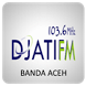 Djati FM - Banda Aceh by Zamrud Technology