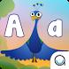 Peekaboo Alphabet Match Game by Agnitus
