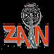 شبكة زين - دخول مباشر QR by M. AONALLAH