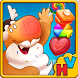 Hungry Vikings: Candy Match by Pharaoh Solutions