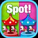 Spot Land: Kids Tap Fun Game by Sky Castle Apps Inc