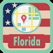 USA Florida Maps