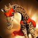 Strange Superhero Giraffe by XeloMan Games