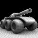 Six Wheels and a Gun by Game Studio Abraham Stolk