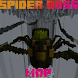 Map Spider Boss Fight MCPE by tonykeyapps