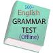 English Grammar Test by VD