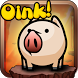 Oink! Leap away from volcano by Witthaya Worawut