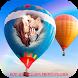 Hot Air Balloon Photo Frames HD