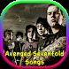 Avenged Sevenfold Songs