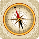 Qibla Compass for Namaz: Qibla Direction Finder by Free Apps Corner