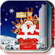 Santa Claus Live Wallpaper by Widgets For You