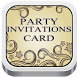 Party Invitation Cards by Arthi-soft Mobile Apps