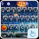Jack o Lantern Keyboard Theme