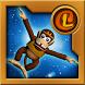 Monkey In Galaxy by MagicCard