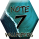 Wallpapers for Galaxy Note 5 by CheraM Apps