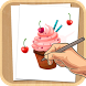 How To Draw Desserts by Gemaxx