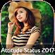 2018 Attitude Status by Pfree