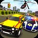 Police Chase Prado Escape Plan by Tech 3D Games Studios
