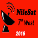 Frequency Channels for Nilesat by STCOM.Dev