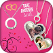 Love Locket Photo Frame by Click Photo Studio