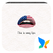 USA Fan 91 Launcher Theme by Mobo Developer Team
