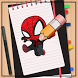 How to Draw Spiderman by How to Drawing Tutorials