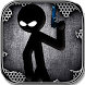 Warrior Stickman Run and Shoot by Blusee