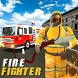 Robot Firefighter Rescue Truck PRO: Real City Hero by TimeDotTime