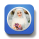 Wedding Hijab Ideas