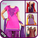 Salwar Suit Photo Editor by CDG