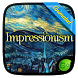 Impressionism GO Keyboard Animated Theme by New for Keyboard