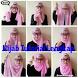 Hijab Tutorial Lengkap modern by iwan develop