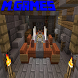 Castle Adventure map for MCPE by Morri Games