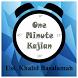 One Minute Kajian - Khalid Basalamah by OneMinuteApp
