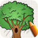 Draw Trees by Drawing Tale