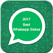 Latest Whatsapp status 2017 by Soc Apps