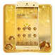 Luxury Golden Theme by Hot Launcher