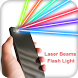 Laser 1000 Beams Funny Prank by Magic Movement App