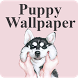 Puppy Wallpaper by WallGames