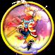 Monkey King havoc in heaven by tangdaliang