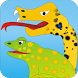 Frogs and a Snake - Kids Story by Android Gems 2