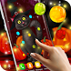 Halloween Cat Live Wallpaper by 3D HD Moving Live Wallpapers Magic Touch Clocks