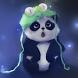 Cute Panda Wallpaper by MomoStudio