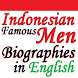 Great Indonesian People Biographies in English by Mahendra Seera
