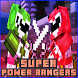 Super Power Rangers MOD for McPE by MartikModsInc