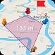 Live GPS Area Calculator,Geo Area,GPS Route Finder